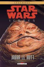 Star Wars - Icones T10 : Jabba Le Hutt (0), comics chez Delcourt de Wagner, Wetherell, Plunkett, Nestelle, Sinclair, Rambo