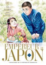 Empereur du Japon T2, manga chez Delcourt Tonkam de Hando, Eifuku, Nojo