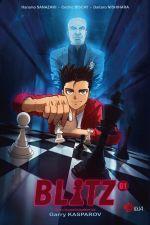 Blitz T1, manga chez Iwa de Biscay, Sanazaki, Nishihara