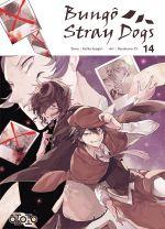 Bungô stray dogs T14, manga chez Ototo de Asagiri, Harukawa35