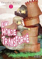 Un monde transformé T2, manga chez Ototo de Kanako