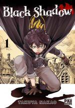 Black shadow T1, manga chez Pika de Nakao