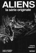 Aliens : La série Originale T1, comics chez Vestron de Verheiden, Nelson