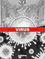Virus T2 : Ségrégation (0), bd chez Delcourt de Ricard, Rica