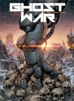Ghost war T3 : Machinen Krieg (0), bd chez Soleil de Pécau, Martino, Santos