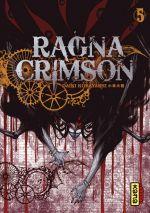 Ragna Crimson  T5, manga chez Kana de Kobayashi
