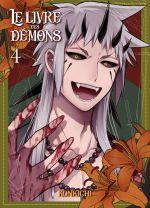 Le livre des démons T4, manga chez Komikku éditions de Konkichi