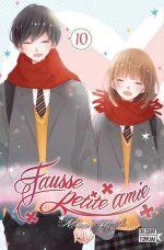 Fausse petite amie T10, manga chez Delcourt Tonkam de Hayashi