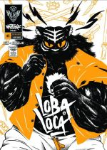 Loba Loca T5, comics chez Ankama de Run, Singelin, Blacky