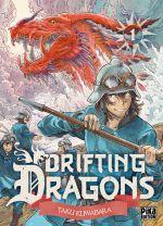 Drifting dragons T1, manga chez Pika de Kuwabara