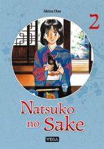 Natsuko no sake T2, manga chez Vega de Oze