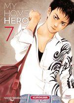 My home hero T7, manga chez Kurokawa de Urasawa