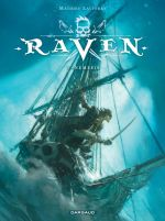 Raven T1 : Némésis (0), bd chez Dargaud de Lauffray