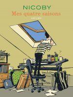 Mes quatre saisons, bd chez Dupuis de Nicoby