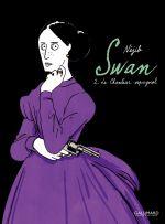 Swan T2 : Le chanteur espagnol (0), bd chez Gallimard de Belhadj Kacem