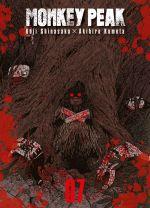 Monkey peak T7, manga chez Komikku éditions de Shinasaka, Kumeta