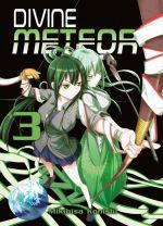 Divine meteor T3, manga chez Komikku éditions de Konishi