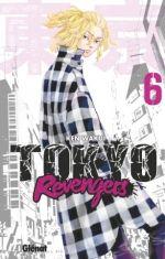 Tokyo revengers  T6, manga chez Glénat de Wakui