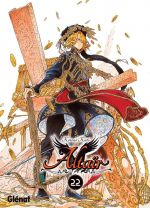 Altaïr T22, manga chez Glénat de Katô