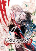 Innocent Rouge T9, manga chez Delcourt Tonkam de Sakamoto
