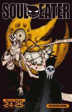 Soul eater T24 : Volumes 24-25 (0), manga chez Kurokawa de Ohkubo