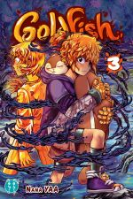 Goldfish T3, manga chez Nobi Nobi! de Yaa