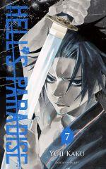 Hell's paradise T7, manga chez Kazé manga de Kaku