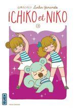 Ichiko & Niko T13, manga chez Kana de Yamamoto