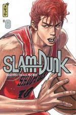 Slam Dunk – Star edition, T9, manga chez Kana de Inoue