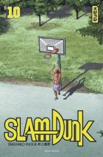 Slam Dunk – Star edition, T10, manga chez Kana de Inoue