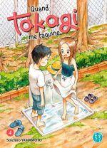 Quand Takagi me taquine T4, manga chez Nobi Nobi! de Yamamoto
