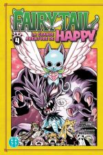 Fairy tail - La grande aventure de Happy  T4, manga chez Nobi Nobi! de Sakamoto