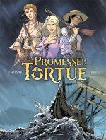 La Promesse de la Tortue T1, bd chez Bamboo de Piatzszek, Tieko, Delestret, Blanchot