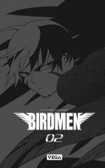 Birdmen T2, manga chez Vega de Tanabe