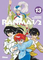 Ranma ½ T13, manga chez Glénat de Takahashi