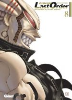 Gunnm Last Order – Edition originale, T8, manga chez Glénat de Kishiro