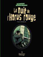 Les Aventures de Victor Billetdoux T3 : La nuit de l'horus rouge (0), bd chez Les aventuriers de l'Etrange de Wininger, Benczédi