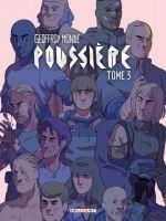 Poussière T3, bd chez Delcourt de Monde