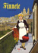 Finnele T3 : Allers-Retours (0), bd chez Delcourt de Anne Teuf