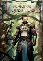 Les Maîtres inquisiteurs – cycle 3 : Saison, T14 : Shenkaèl (0), bd chez Soleil de Cordurié, Vukic, Digikore studio