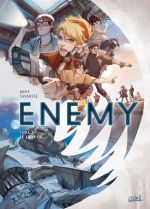 Enemy T1 : Le jour où (0), bd chez Soleil de Ange, Savarese