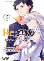 Re:Zero – 3e arc Truth of zero, T10, manga chez Ototo de Nagatsuki, Matsuse