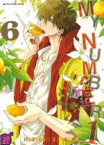 My number one T6, manga chez Taïfu comics de Hashigo