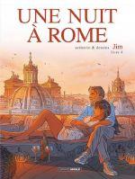 Une Nuit à Rome T4, bd chez Bamboo de Jim, Delphine