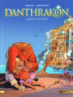 Danthrakôn T2 : Lyreleï la fantasque (0), bd chez Bamboo de Arleston, Boiscommun, Guth