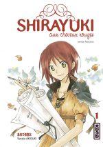 Shirayuki aux cheveux rouges T21, manga chez Kana de Akizuki