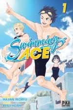 Swimming ace T1, manga chez Pika de Inoryu, Hoshi