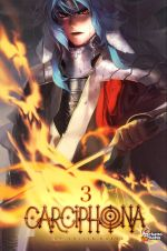 Carciphona T3, manga chez Chatto chatto de Huang