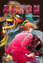 Baron T7, manga chez Black Box de Rokuda