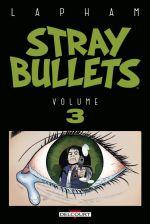 Stray Bullets T3, comics chez Delcourt de Lapham